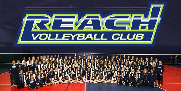 Reach Volleyball Club Puyallup WA