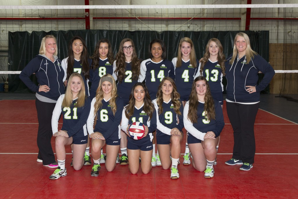 U15 Gold Team Photo