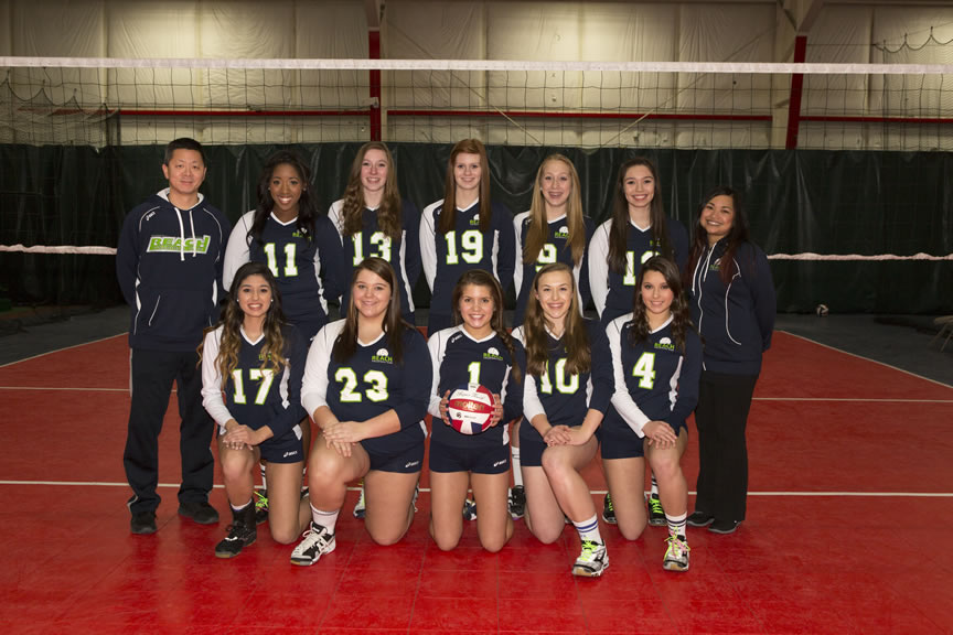 U18 Intensity Team Photo