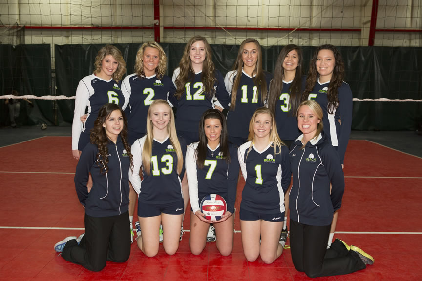 U18 Gold Team Photo